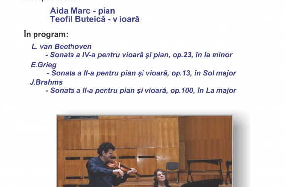 2015.05.09.Recital vioara aida