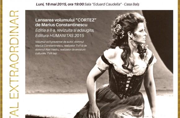 Afis recital 18 mai 2015