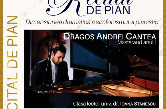 Afis Dragos Cantea