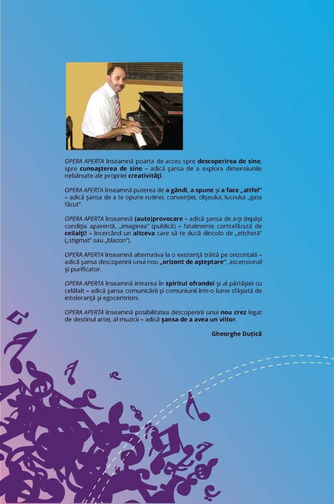 Opera Aperta FMR 2019 - Coperta 4